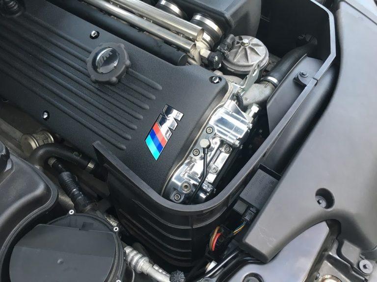 S54 motor polijste VANOS